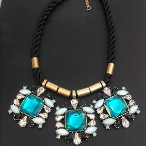 JCrew jeweled necklace